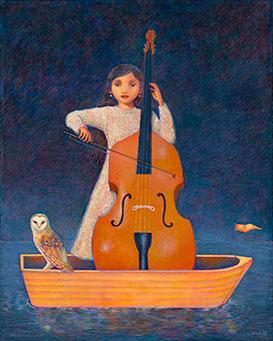 Nina Con Cello